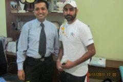 Probhojit Singh treated by Dr. Prateek for elbow problem